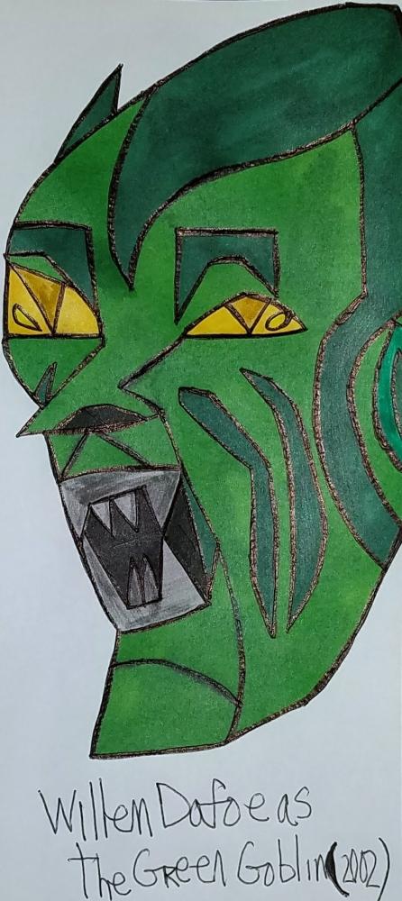 Green Goblin par armattock
